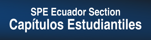 SPE Ecuador Section Capítulos Estudiantiles